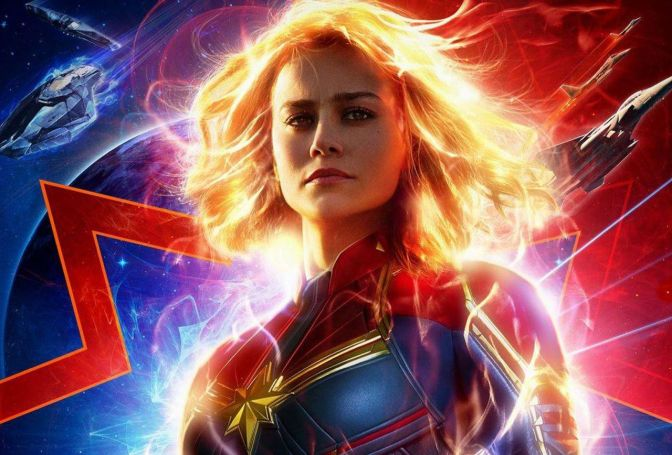 Movies With Migs: Captain Marvel…Ms. Marvel if you're nasty! (No spoilers)