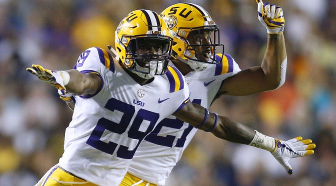 Voch Lombardi Film Session: Greedy Williams vs Riley Ridley and D.K. Metcalf