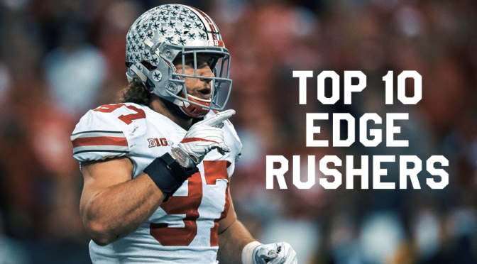 Top 10 edge rushers in the 2019 NFL Draft: