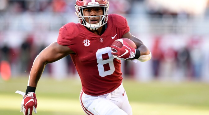 Voch Lombardi Film Session: Josh Jacobs