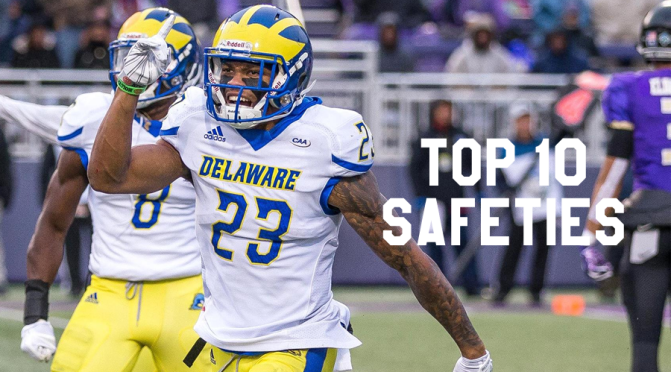Top 10 safeties in the 2019 NFL Draft: