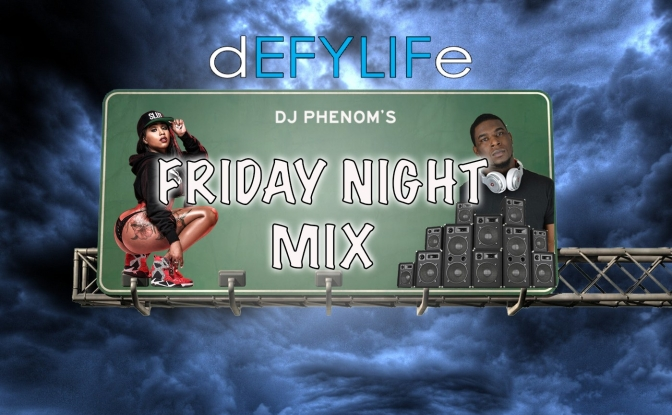 Friday Night Mix April 12, 2019