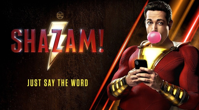 Screenings With Migs: Shazam! (Spoiler Free)