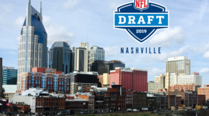 Defy Life Final 2019 NFL Mock Draft – 3 Rounds