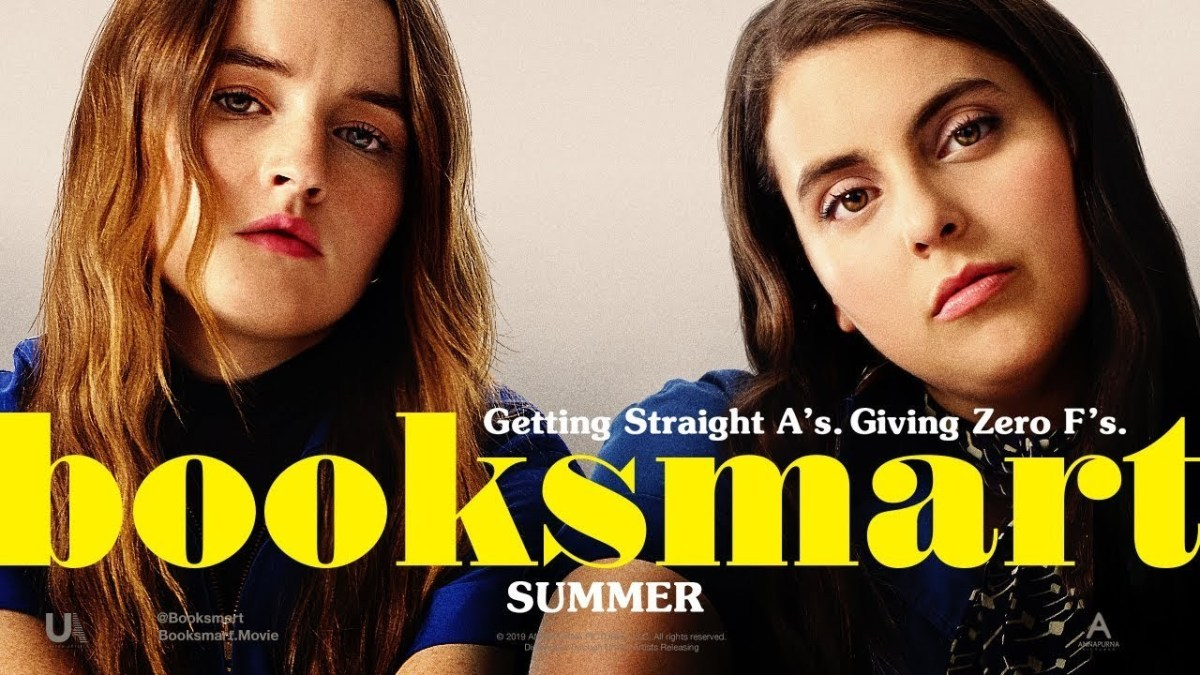 Screenings With Migs: Booksmart (Spoiler free)