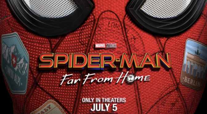 Screenings With Migs: Spider-Man: Far From Home (Spoiler Free)