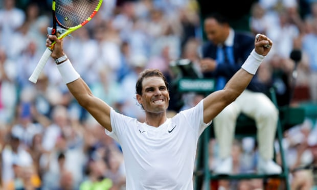 Wimbledon 2019 — Men's Singles Quarterfinals (Day 9)