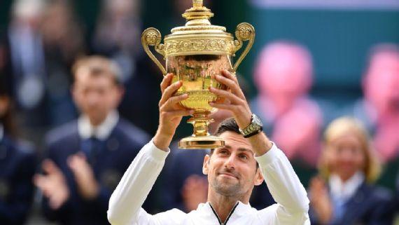 Wimbledon 2019 — Men's Singles Final (Day 13)