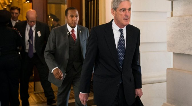 Mueller testimony does give legs to further investigation of obstruction …