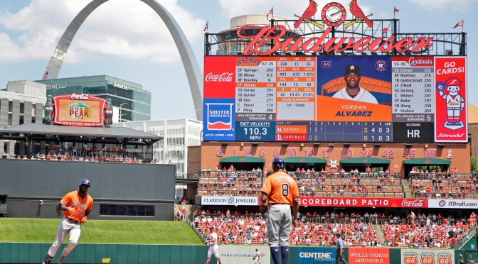 MLB Update, Recap and Perspectives, Sunday, 7-28-19: