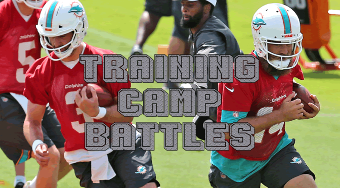 Position battles at 2019 NFL training camp for every single team: