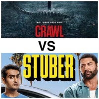 Movies With Migs Face-Off: Crawl VS Stuber