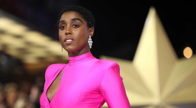 Lashana Lynch Cast As  007 In Latest Bond Film