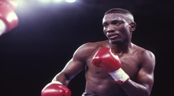 """Boxing Legend Pernell """"Sweet Pea"""" Whitaker Dies"""