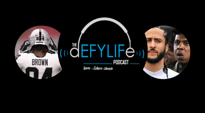 The Defy Life Podcast – Can't Knock The Hustle