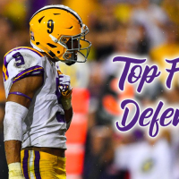 Top five college players at each position for 2019 – Defense edition: