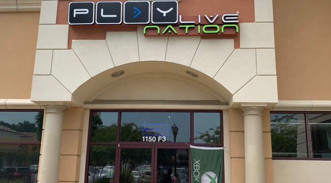 EVENTS, TOURNAMENTS, PARTIES, & MORDEN DAY FUN: PLAY LIVE NATION