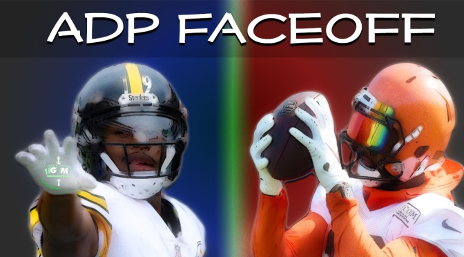 JuJu vs OBJ: ADP Faceoff