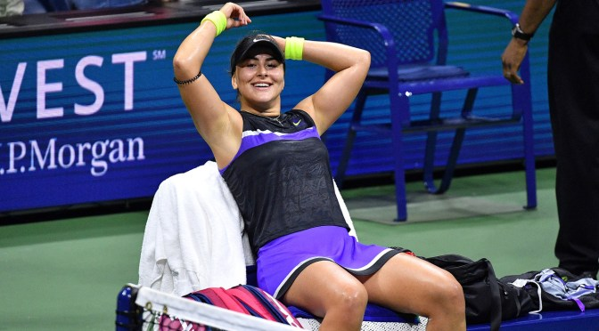2019 US Open Update: Day 11, Semifinals (Women's Singles)