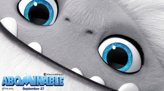 Movies With Migs: Abominable (Spoiler Free)