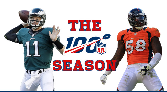 Predicting the entire 2019/20 NFL season: