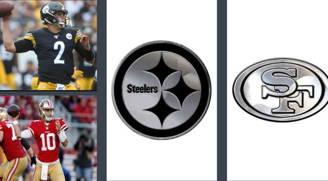 New Look Steelers Head West To Take On Red-Hot Niners