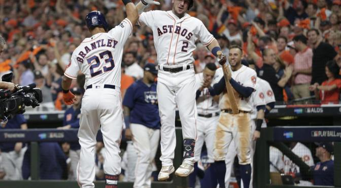 MLB Update, Recap and Perspectives, Thursday, 10-10-19: