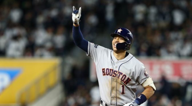 MLB Update, Recap and Perspectives, Thursday, 10-17-19: