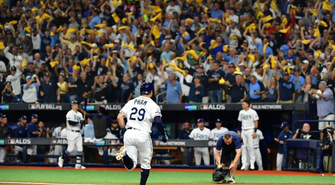 MLB Update, Recap and Perspectives, Tuesday, 10-8-19: