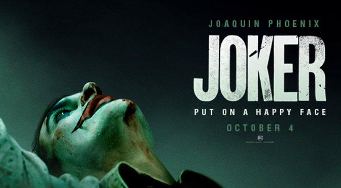 Screenings With Migs: Joker (Spoiler Free)