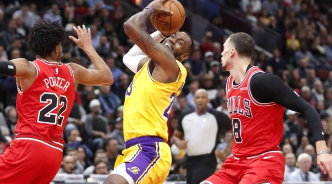NBA Update, Recap and Perspectives, Tuesday, 11-5-19: