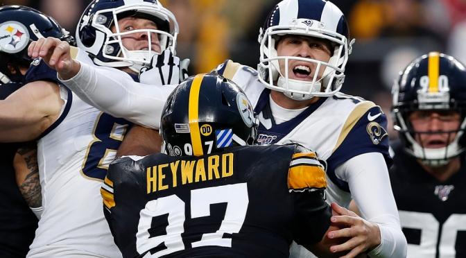 Defy Life NFL Picks: Week 10 Results & Standings