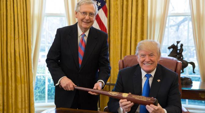 Trump's Louisville slugger may have just struck out …