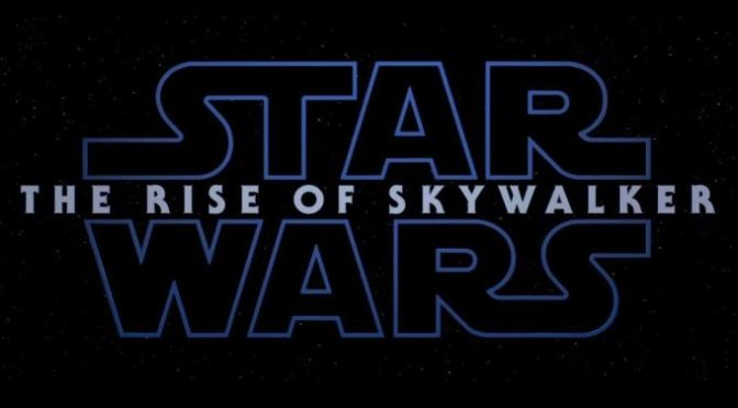 Movies With Migs: The Rise Of Skywalker (No Spoilers)