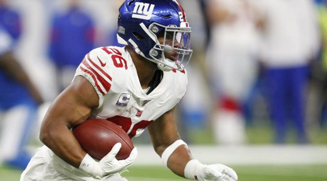 WHAT THE HELL HAPPEN TO SAQUON: