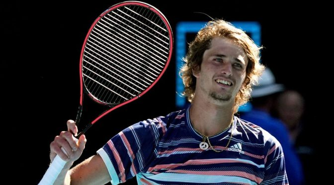 ChabDog's Aussie Open Conversation Openers (Day 10, Quarterfinals):