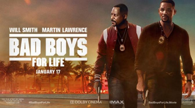 Screenings With Migs: Bad Boys For Life (Spoiler Free)