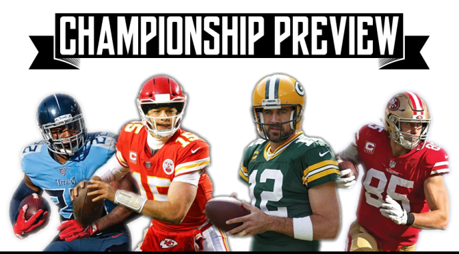 Previewing Conference Championship Sunday 2020:
