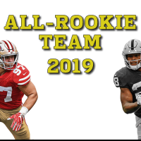 NFL All-Rookie team 2019: