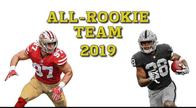 NFL All-Rookie team 2019: