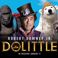 Screenings With Migs: Dolittle (Spoiler Free)