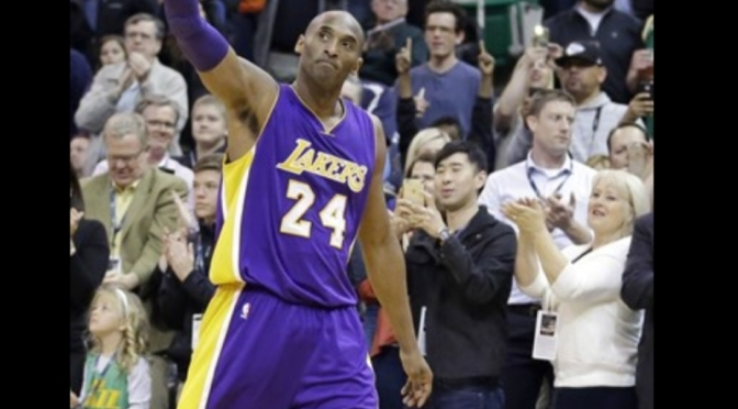 Kobe Bryant: Dead at 41