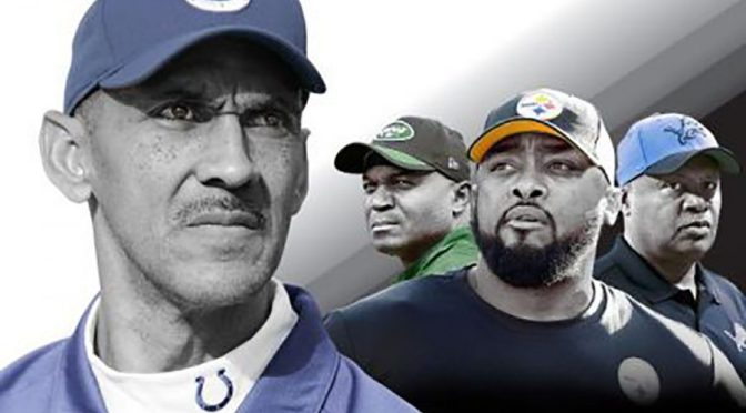 Why Black Coaches Tend To Shout