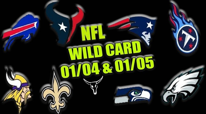 Defy Life NFL Picks: Wild Card Weekend