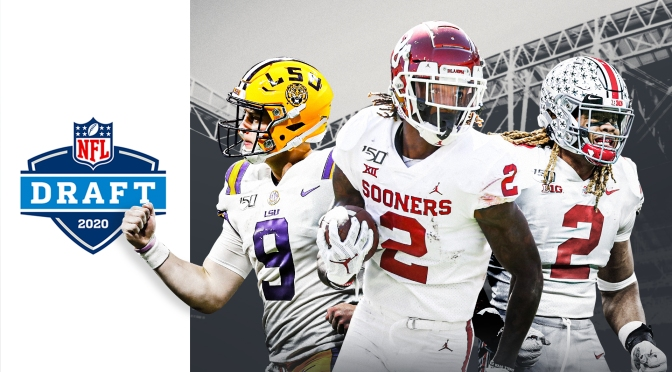 2020 NFL Draft: Top 100 Prospects