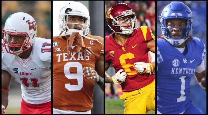 2020 NFL Draft Wide Receiver Sleepers