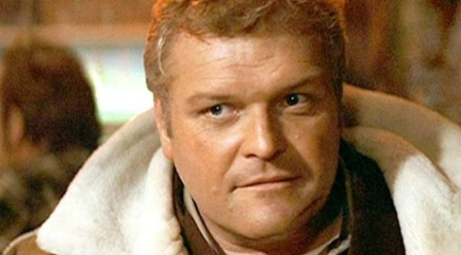 Brian Dennehy, the hardworking, blue-collar, chin-in-your face authority figure just passed away, leaving a weighty and distinctive impression as one of the finest character actors of his generation.