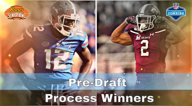 Van Jefferson & Jeremy Chinn Highlights | Senior Bowl + NFL Combine Winners | 2020 NFL Draft