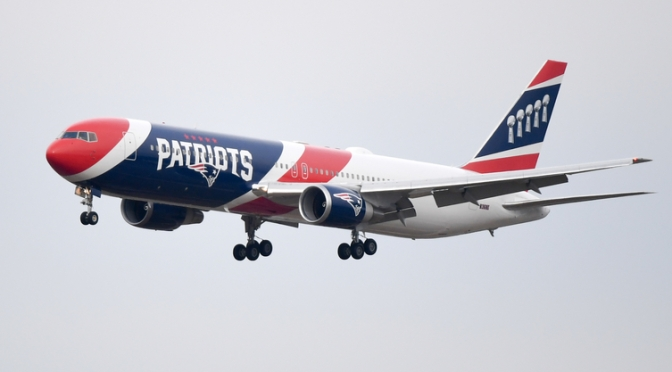 Patriots Retrieve 1 Million N95 Masks From China