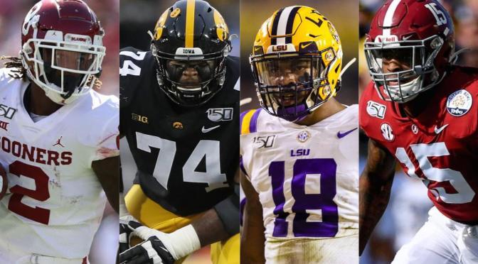 Dual 2020 NFL Mock Drafts